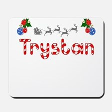 Trystan, Christmas Mousepad
