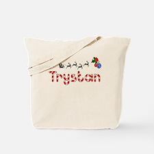 Trystan, Christmas Tote Bag