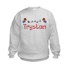 Trystan, Christmas Sweatshirt