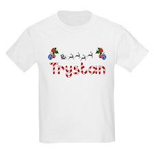 Trystan, Christmas T-Shirt