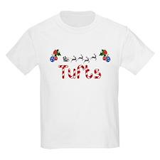 Tufts, Christmas T-Shirt