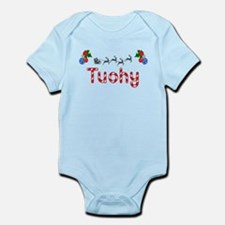 Tuohy, Christmas Infant Bodysuit