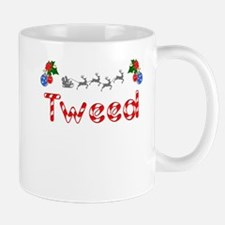Tweed, Christmas Mug