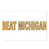 Ohio state football Postcards