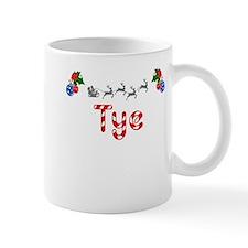 Tye, Christmas Mug