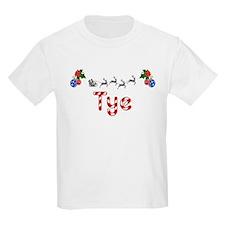 Tye, Christmas T-Shirt
