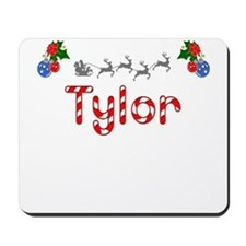 Tylor, Christmas Mousepad