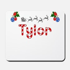 Tylor, Christmas Mousepad