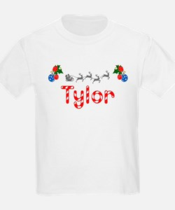 Tylor, Christmas T-Shirt