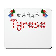 Tyrese, Christmas Mousepad