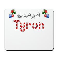 Tyron, Christmas Mousepad