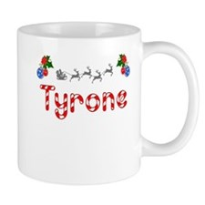 Tyrone, Christmas Mug