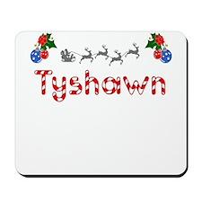 Tyshawn, Christmas Mousepad