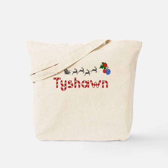 Tyshawn, Christmas Tote Bag