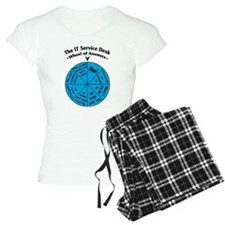IT Wheel of Answers Pajamas