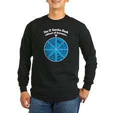 IT Wheel of Answers. T