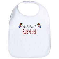 Uriel, Christmas Bib