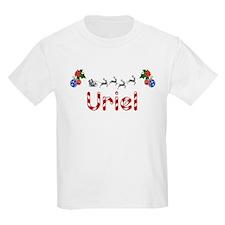 Uriel, Christmas T-Shirt