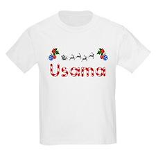 Usama, Christmas T-Shirt