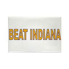 Cool Illinois fighting illini Rectangle Magnet