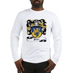 Fries Coat of Arms Long Sleeve T-Shirt