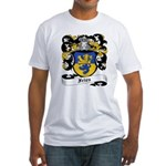 Fries Coat of Arms Fitted T-Shirt