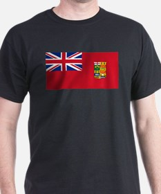 Flag of Canada 1868-1921 T-Shirt