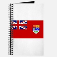 Flag of Canada 1921 - 1957 Journal
