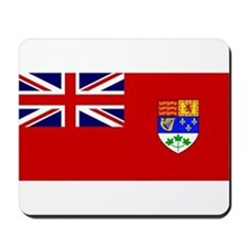 Flag of Canada 1921 - 1957 Mousepad