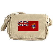 Flag of Canada 1921 - 1957 Messenger Bag