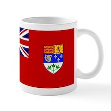 Flag of Canada 1921 - 1957 Small Mugs
