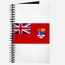 Flag of Canada 1957 - 1965 Journal
