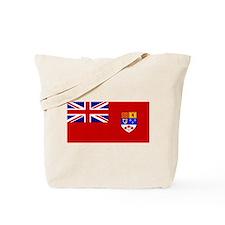 Flag of Canada 1957 - 1965 Tote Bag