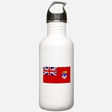 Flag of Canada 1957 - 1965 Water Bottle