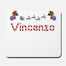 Vincenzo, Christmas Mousepad