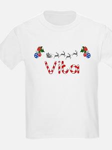 Vita, Christmas T-Shirt