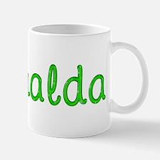 Esmeralda Glitter Gel Small Small Mug