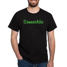 Esmeralda Glitter Gel T-Shirt