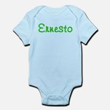 Ernesto Glitter Gel Infant Bodysuit