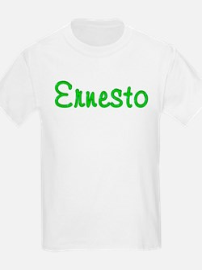 Ernesto Glitter Gel T-Shirt