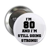 80 years old Buttons