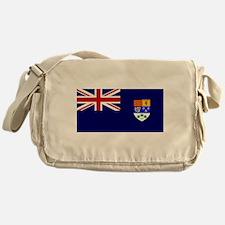 Flag of Royal Canadian Navy 1921-1957 Messenger Ba