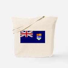 Flag of Royal Canadian Navy 1921-1957 Tote Bag