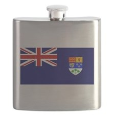 Flag of Royal Canadian Navy 1921-1957 Flask