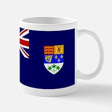 Flag of Royal Canadian Navy 1921-1957 Mug