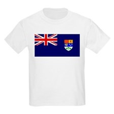 Flag of Royal Canadian Navy 1921-1957 T-Shirt