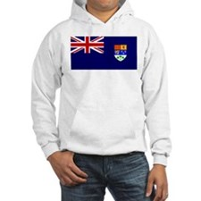 Flag of Royal Canadian Navy 1921-1957 Hoodie