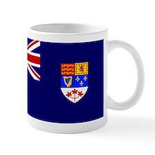 Flag of Royal Canadian Navy 1957 - 1965 Small Mugs