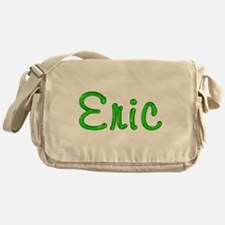 Eric Glitter Gel Messenger Bag