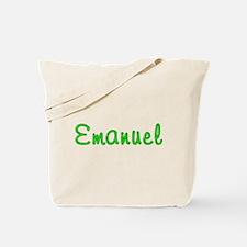 Emanuel Glitter Gel Tote Bag